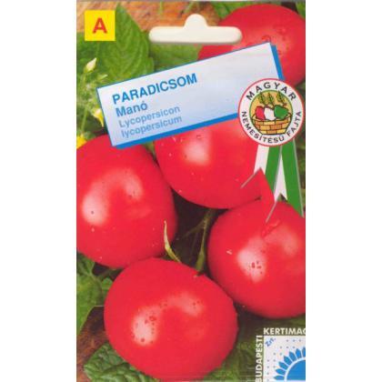 Rajčiak kríčkový skorý – Manó, 0,5 g