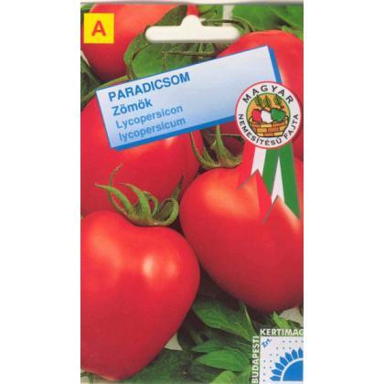 Rajčiak kríčkový skorý – Zömök, 0,5 g
