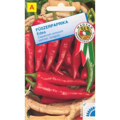 Paprika koreninová sladká – Fesztivál, 50 sem.
