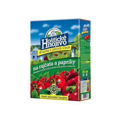 Hoštické hnojivo na paradajky a papriky 1kg