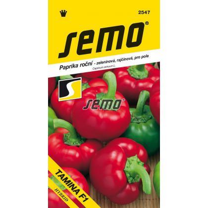 Paprika ročná – sladká TAMINA F1 15s