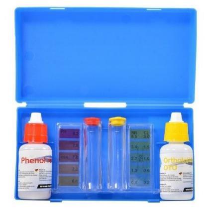 HECHT 060601 kvapkový tester PH/CL