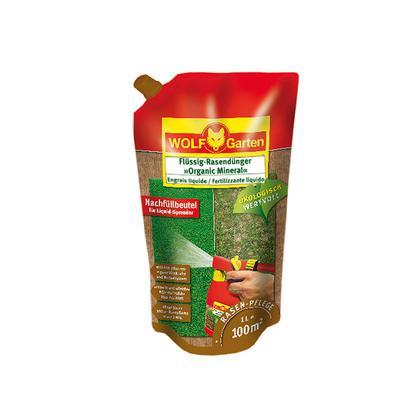 Tekuté trávnikové hnojivo WOLF 1l LO 100 R NN