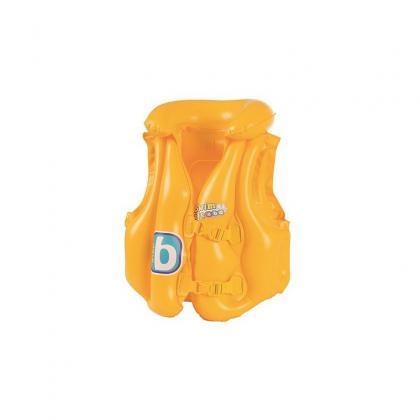 Nafukovacia vesta Bestway Swim Safe, Step B, detská, 51x46 cm
