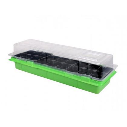Miniparenisko MEDIUM 47x18x12cm zelene