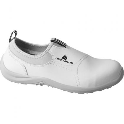 Bezpečnostná obuv MIAMI S2 DELTAPLUS BIELA