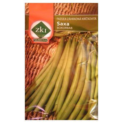 Fazuľa kríčková Saxa 100g