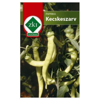 Paprika ročná Kecskeszarv 1g