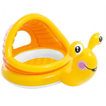 Detský bazénik slimák 145x102x74cm