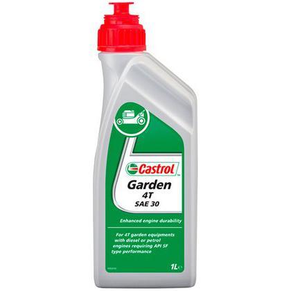Motorový olej Castrol Garden 4T 1 l
