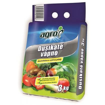 Dusikaté vápno Agro CS PERLKA 3kg