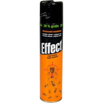 Effect uni insekt.aerosol 400ml