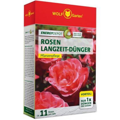 Hnojivo na ruže energy depot ED-BK 0,81kg WOLF-Garten