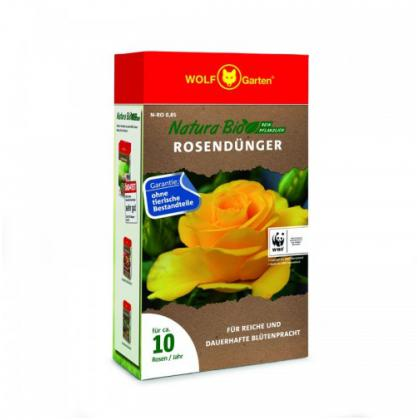 Hnojivo na ruže N-RO 0,85kg WOLF-Garten