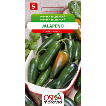 Paprika JALAPENO - 0,6g