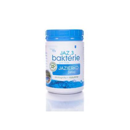 JAZ 3 baktérie pre vaše jazierko (leto) 100g