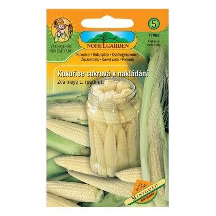 Kukurica cukrová na nakladanie Minigold 20s