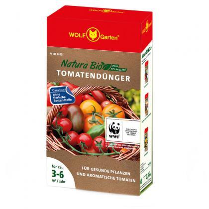 Hnojivo na paradajky N-TO 0,85kg WOLF-Garten