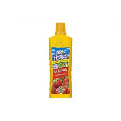 Hoštické hnojivo na jahody 500 ml