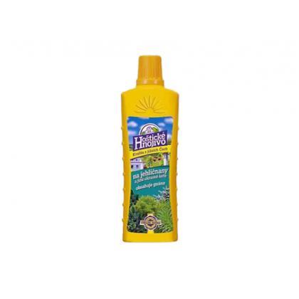 Hoštické hnojivo na ihličnany 500 ml