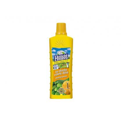 Hoštické hnojivo na uhorky, cukety a tekvice 500 ml