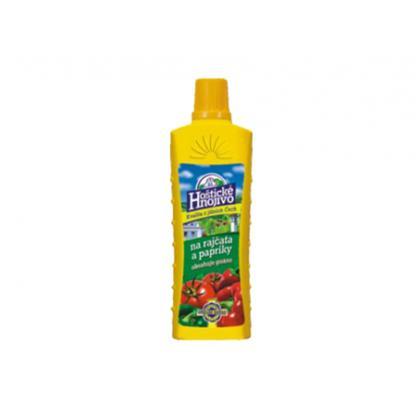 Hoštické hnojivo na paradajky a papriky 500 ml