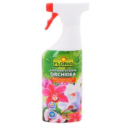 FLORIA Listová výživa na orchideje 500ml