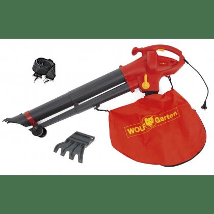 Elektrický fúkač a vysávač Wolf Garten LBV 2600 E