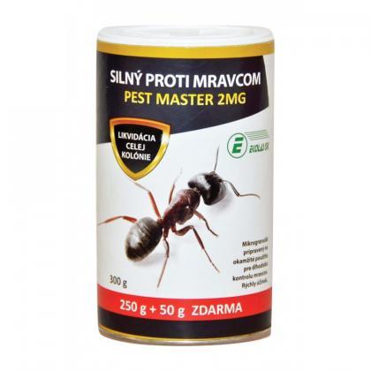 Pest Master 2MG proti mravcom 250g+50g