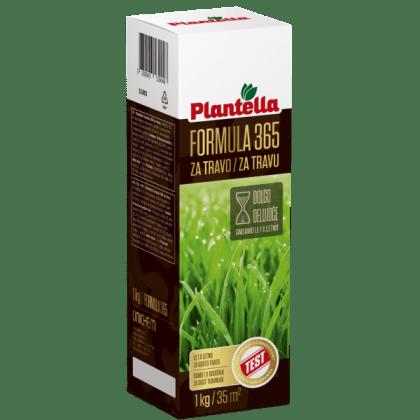 Trávnikové hnojivo Formula 365 1kg - Plantella