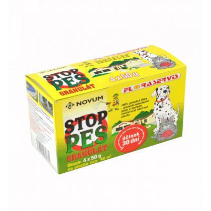 STOP pes 4x50g