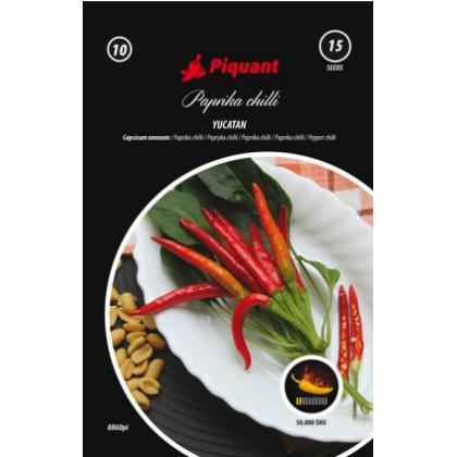 Paprika chilli Yukatan -15s