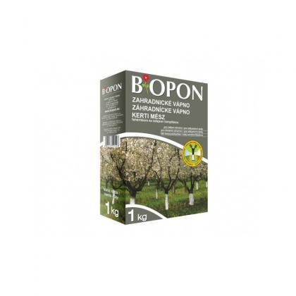 Biopon- vápno na záhradu 1kg