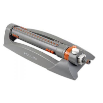 Zavlažovač oscilačný / preklápací - WHITE LINE - nastaviteľný
