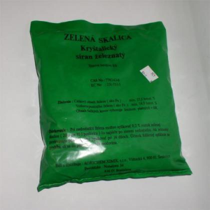 Zelená skalica 1kg