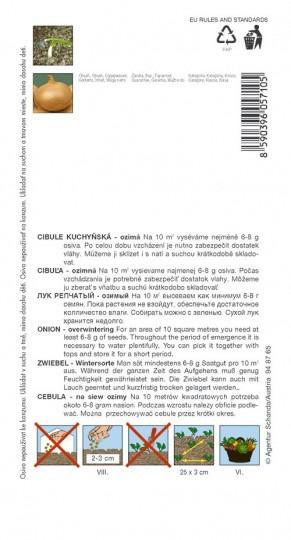Cibuľa HIBERNA 2g