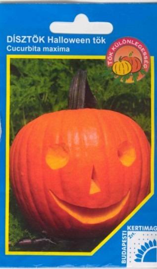 Tekvica na pečenie – Halloween, 5 sem.
