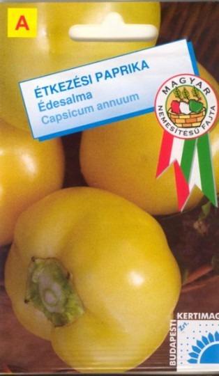 Paprika poľná jabl. sladká – Édesalma, 50 sem.