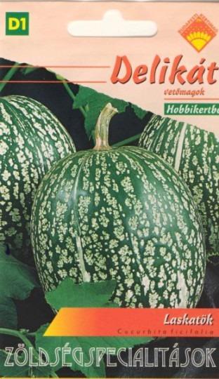 Tekvica plazivá na konzum – Téli zöld, 1g