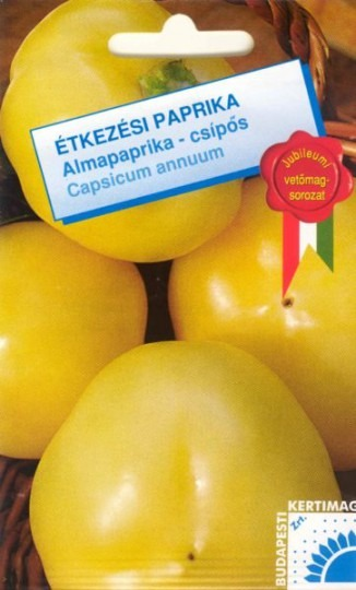 Paprika poľná jabl. pikantná – Alma, 50 sem.
