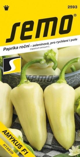 Paprika roční Amykus F1 (SM-AM) 15s