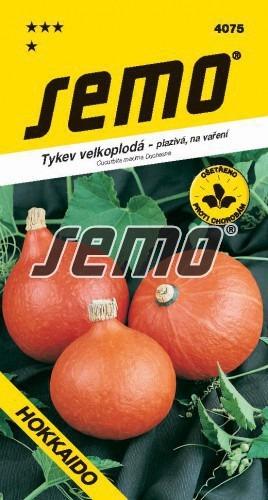 Tekvica Hokkaido Orange 1,5g