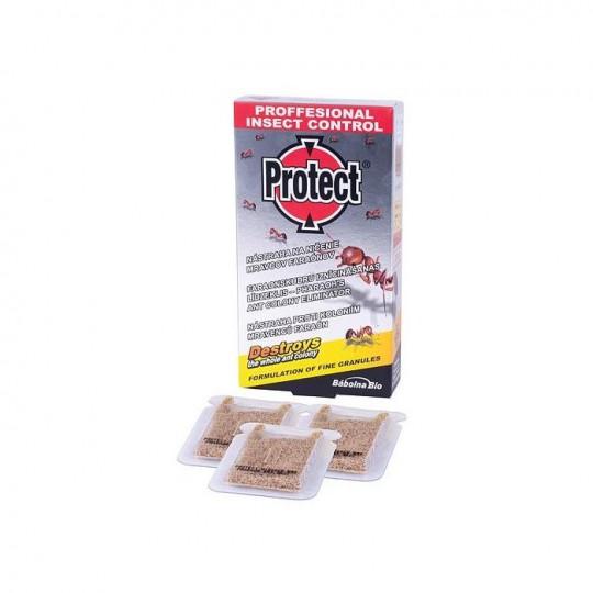 PROTECT nástraha na ničenie mravcov faraónov 3 ks