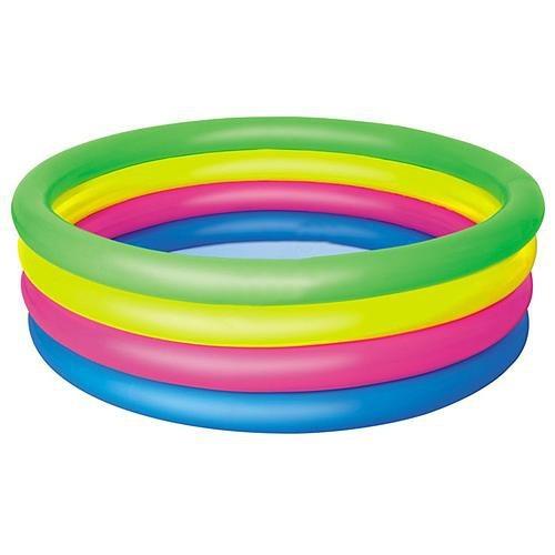 Detský bazénik Bestway 51117, Rainbow,157x46 cm