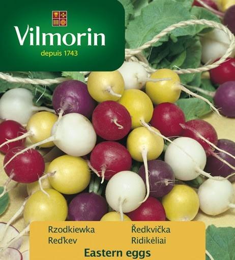 SEV-P662 Reďkev mix color ESTERN - 5g