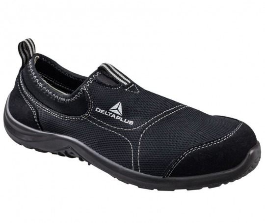 Bezpečnostná obuv MIAMI S1P, čierna, vel.42