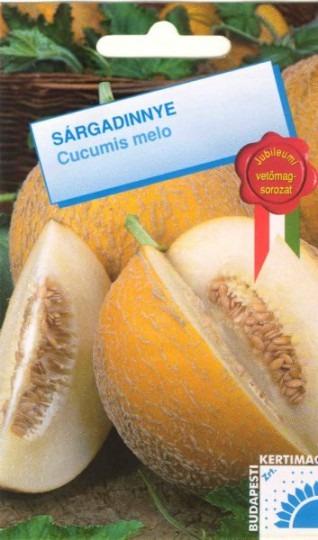 Melón cukrový žltý – Ananász, 1 g