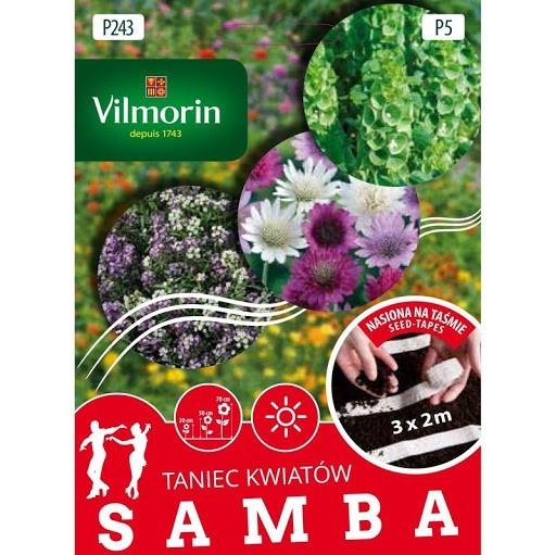 P81 Kolekcia semien na pásiku SAMBA - 2,8g