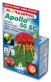 Apollo 50 SC 8 ml