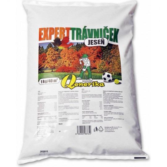 Expert trávniček jesenný 25kg